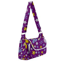 Floral Flowers Post Office Delivery Bag