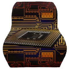 Processor Cpu Board Circuits Car Seat Back Cushion  by Sudhe