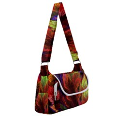 Abstract Digital Art Fractal Post Office Delivery Bag by Sudhe