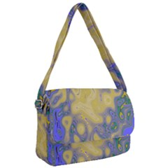 Color Explosion Colorful Background Courier Bag