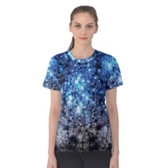 Abstract Fractal Magical Women s Cotton Tee