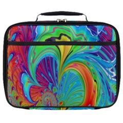 Fractal Art Psychedelic Fantasy Full Print Lunch Bag
