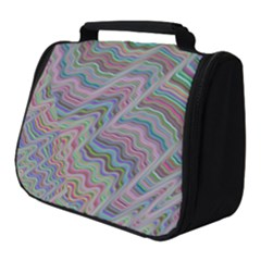 Psychedelic Background Full Print Travel Pouch (small)