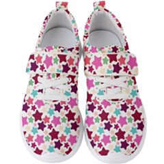 Stars Pattern Men s Velcro Strap Shoes