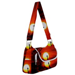 Animals Birds Dawn Giraffe Post Office Delivery Bag