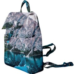 Daylight Forest Glossy Lake Buckle Everyday Backpack
