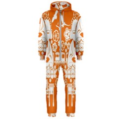 Taiwan Changhua Wikiproject Hooded Jumpsuit (men)