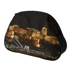 Budapest Buda Castle Building Scape Full Print Accessory Pouch (small)