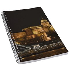 Budapest Buda Castle Building Scape 5 5  X 8 5  Notebook