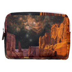 Geology Sand Stone Canyon Make Up Pouch (medium)