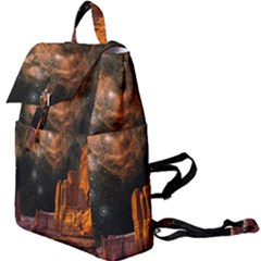 Geology Sand Stone Canyon Buckle Everyday Backpack