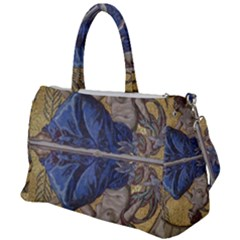 Mosaic Painting Glass Decoration Duffel Travel Bag