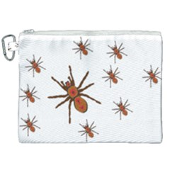 Nature Insect Natural Wildlife Canvas Cosmetic Bag (xxl)