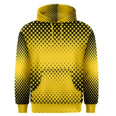 Dot Halftone Pattern Vector Men s Pullover Hoodie