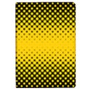 Dot Halftone Pattern Vector Apple iPad Pro 12.9   Flip Case View1