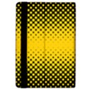 Dot Halftone Pattern Vector Apple iPad Pro 12.9   Flip Case View4