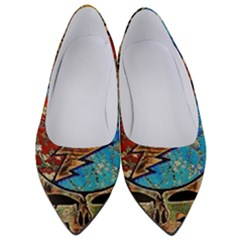 Grateful Dead Rock Band Women s Low Heels by Sudhe