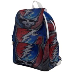 Grateful Dead Logo Top Flap Backpack