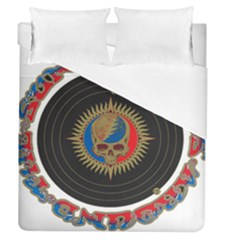 The Grateful Dead Duvet Cover (queen Size)