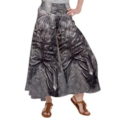 Han Solo Satin Palazzo Pants by Sudhe