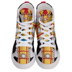 Woody Toy Story Men s Hi Top Skate Sneakers