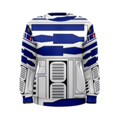 R2 Series Astromech Droid Women s Sweatshirt