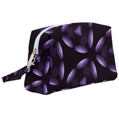 Digital Art Art Artwork Abstract Wristlet Pouch Bag (large)