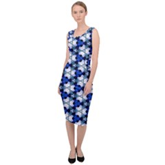 Digital Art Art Artwork Abstract Sleeveless Pencil Dress