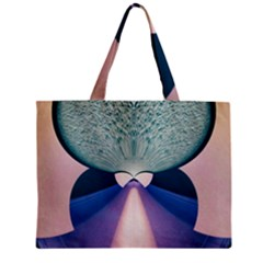 Digital Art Art Artwork Abstract Zipper Mini Tote Bag