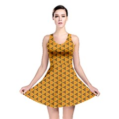 Digital Art Art Artwork Abstract Reversible Skater Dress