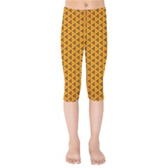 Digital Art Art Artwork Abstract Kids  Capri Leggings