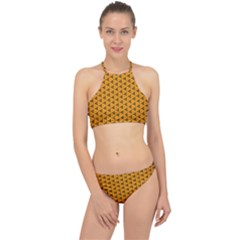 Digital Art Art Artwork Abstract Racer Front Bikini Set