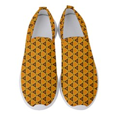 Digital Art Art Artwork Abstract Women s Slip On Sneakers