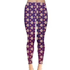 Texture Background Pattern Leggings