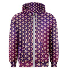 Texture Background Pattern Men s Zipper Hoodie