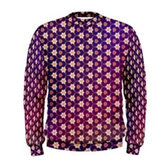 Texture Background Pattern Men s Sweatshirt