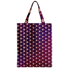 Texture Background Pattern Zipper Classic Tote Bag