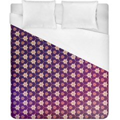 Texture Background Pattern Duvet Cover (california King Size)