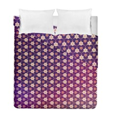 Texture Background Pattern Duvet Cover Double Side (full/ Double Size)