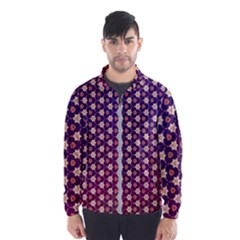 Texture Background Pattern Windbreaker (men)