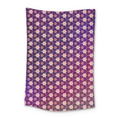 Texture Background Pattern Small Tapestry