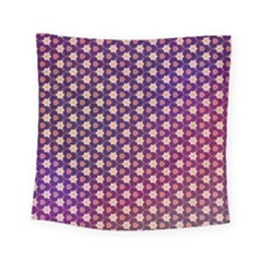 Texture Background Pattern Square Tapestry (small)