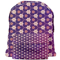 Texture Background Pattern Giant Full Print Backpack