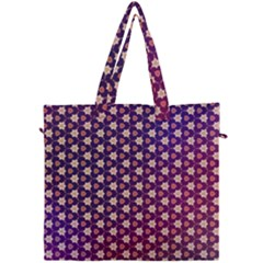 Texture Background Pattern Canvas Travel Bag