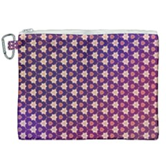 Texture Background Pattern Canvas Cosmetic Bag (xxl)