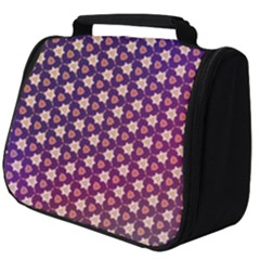 Texture Background Pattern Full Print Travel Pouch (big)