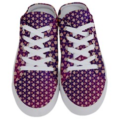 Texture Background Pattern Half Slippers