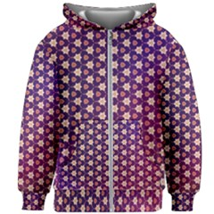 Texture Background Pattern Kids  Zipper Hoodie Without Drawstring