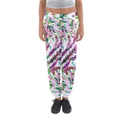 Summer Painting Flowers Women s Jogger Sweatpants