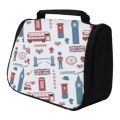 London Love Full Print Travel Pouch (small)